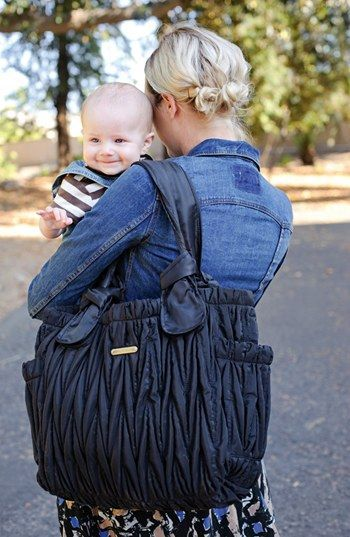 Timi & Leslie Diaper Bag | Nordstrom my new fave...just changed it on the registry!