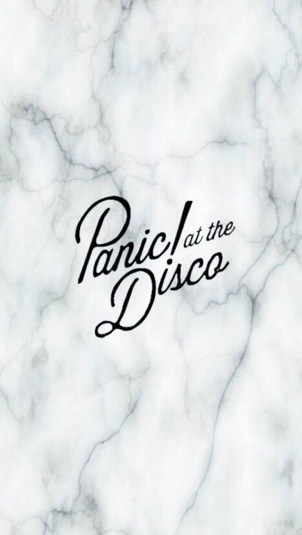 Imagen de brendon urie, panic! at the disco, and wallpaper