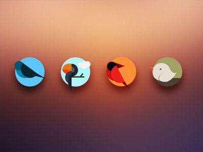 Icons shot / Flat design / #flat #design #icon