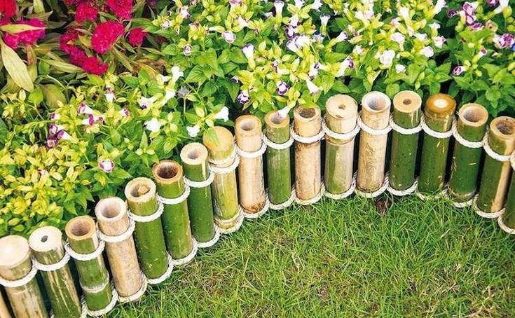 Comment structurer l'espace outdoor grâce à la bordure pour jardin?