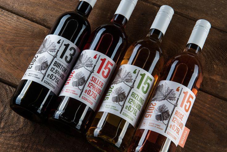 Pastor Winery's Wine with Screw Cap — The Dieline - Branding & Packaging Design