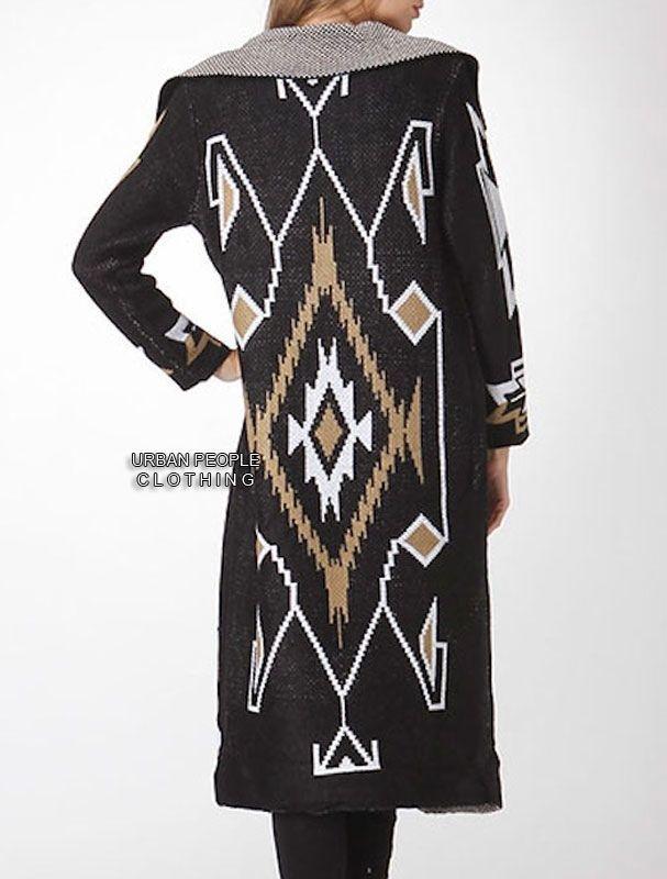 17 best aztec cardigan images on Pinterest | Aztec cardigan ...