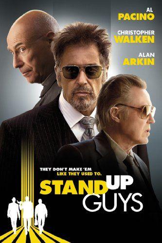 Stand Up Guys [DVD]: Amazon.co.uk: Al Pacino, Christopher Walken, Alan Arkin, Julianna Margulies, Mark Margolis, Lucy Punch, Addison Timlin,...