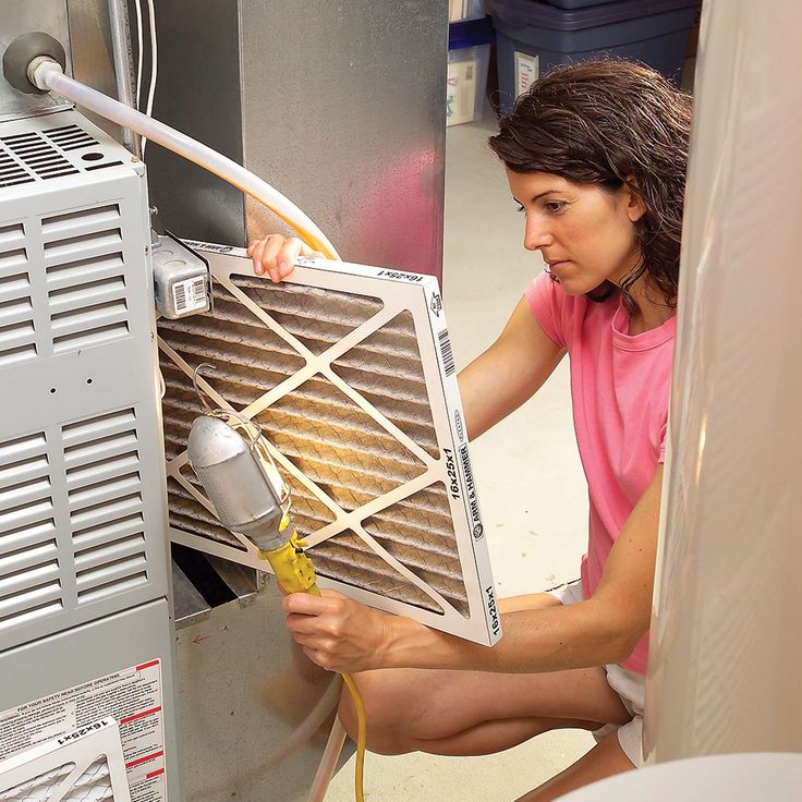Do Your Own Furnace Maintenance This Winter Air