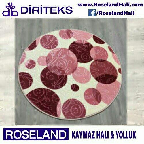 Kaymaz yolluk,  Roselandhali.com  Roseland Kaymaz yolluk modelleri  #kaymazyolluk  Akrilik  Akrilik  Akrilik