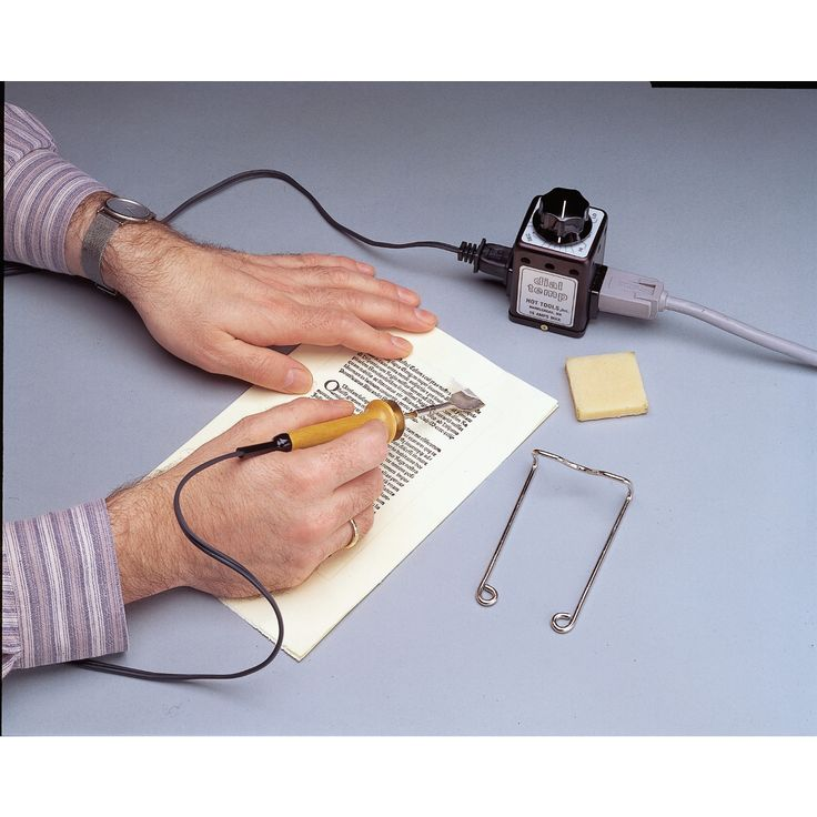 Cellophane Tape Removal Kit | Electrical Tools | Conservation Tools & Equipment | Preservation | Gaylord Archival