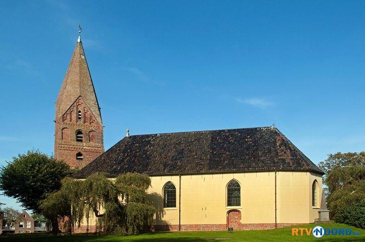 Schildwolde - Hervormde kerk met Juffertoren - Groningen in Beeld - RTVNoord.nl
