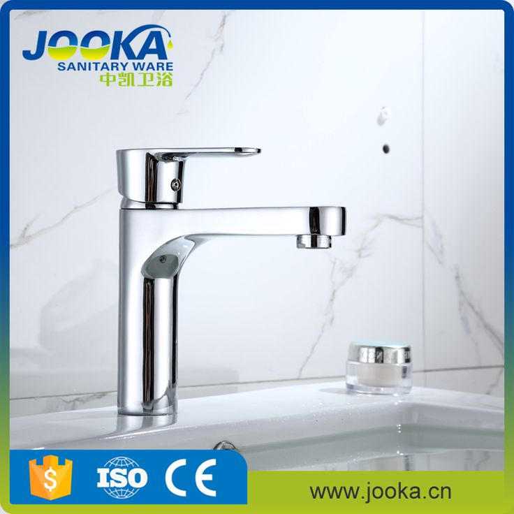 Good display hot sale single handle modern copper chrome bath faucet