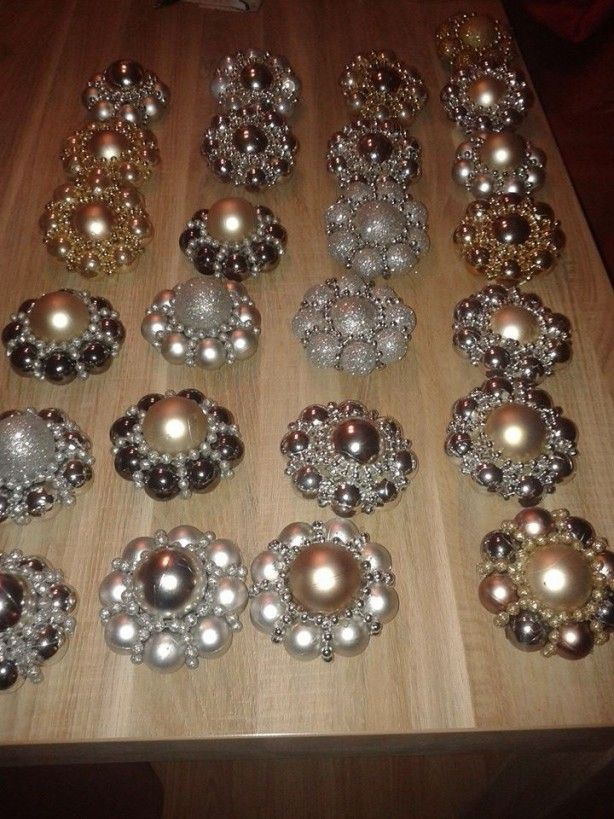 zeeuwse knoop van kerstballen