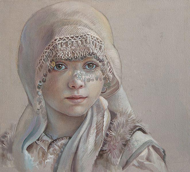 портреты художника Марины Илиевой - 02