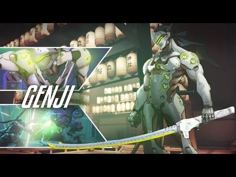 (video) Genji's sword from Overwatch carved out of wood and painted (pics in comments) (x-post Gaming)