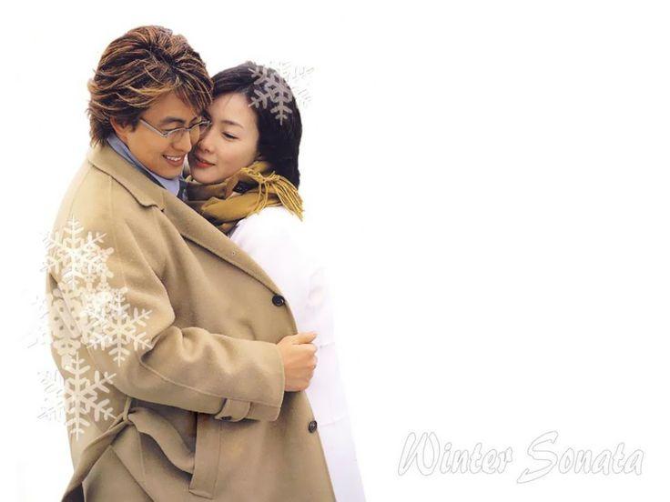 Citaten Winter Sonata : Winter sonata de invierno con choi ji wo y bae