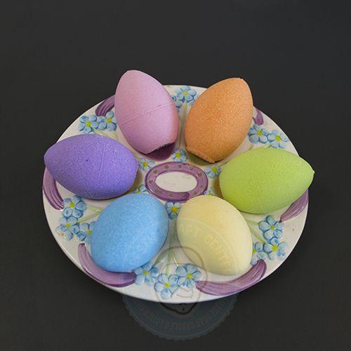 Πασχαλινές μπάλες οξυγόνου σε σχήμα αυγού! Σύντομα στο blog!