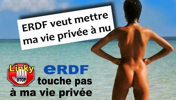 ERDF mise à nu (linky)