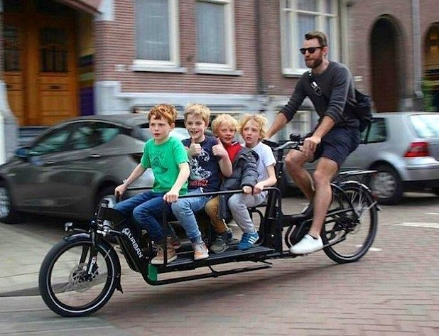 The Rise Of The Electric Cargo Bike Videos Cargo Bike