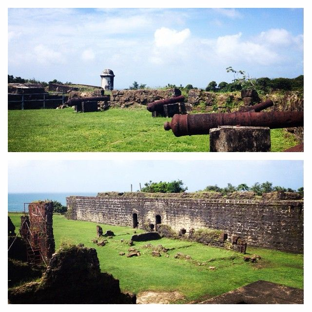 Castillo de San Lorenzo  #castle #ruins #sightseeing #antiques
