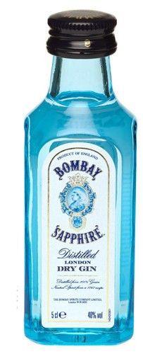 Buy Bombay Sapphire Gin Mini 40%, 50ml at just NZD5.99 from Liquor mart.