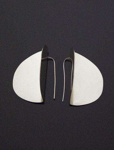 GEMINI Silver Earrings http://www.vonmimi.com/collections/earrings/products/gemini-silver-earrings-e20001?utm_source=Pinterest&utm_medium=Social&utm_campaign=Earrings