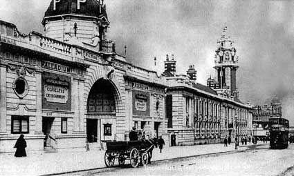 Palladium Cinema, Brixton Hill, Brixton, 1915
