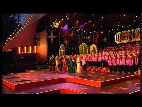 The Australian Girls Choir sing Joy to the world - YouTube