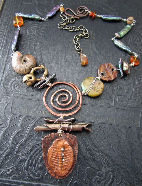 Ancient things necklace | Stacie Louise