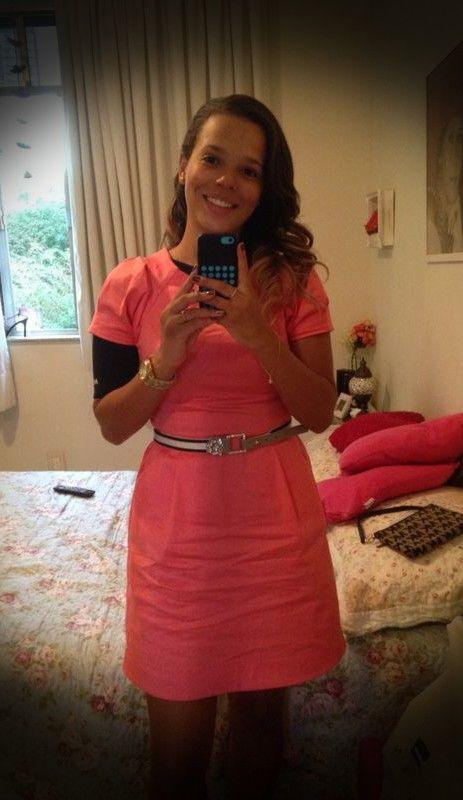 Cliente satisfeita.Confecção FlorYpes #dress