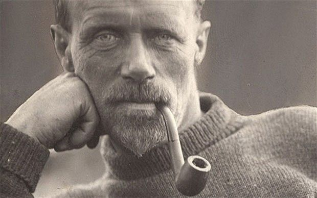 Frank Wild accompanied Shackleton on four adventures to Antarctica, acting as his second-in-command as they attempted the first land crossing of the continent and later taking control of the expedition on which Shackleton died.  After the Yorkshireman's death aged 66, in South Africa in August 1939, his widow had him cremated so that his final wish of being buried next to Shackleton on the island of South Georgia in the South Atlantic might be possible.