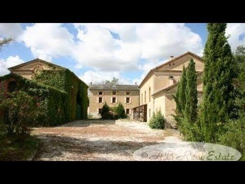 AB Real Estate France: #Castres *** Reduced Price *** Stunning multi functional stone property for Sale, Midi-Pyrenees, Occitanie, South of France
