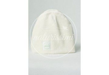 Baby hat PREMIUM ORGANIC for NEWBORN - 100% organic cotton (38/40 size)