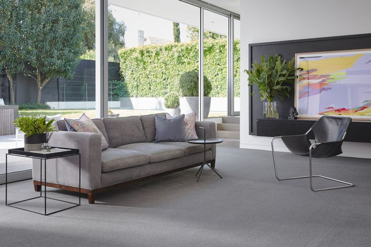 Provincial Lane Montana Sands carpet adds style to any space
