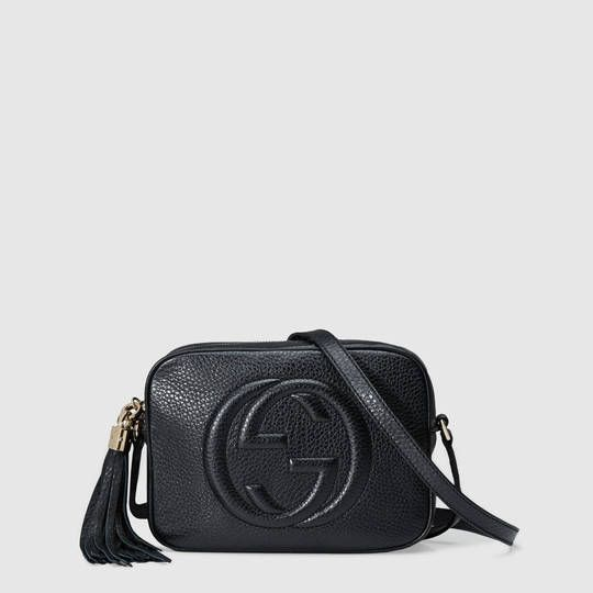 Soho leather disco bag - Gucci Women's Shoulder Bags 308364A7M0G1000