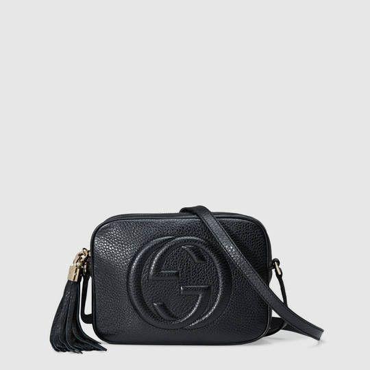 Gucci Disco bag Soho de piel