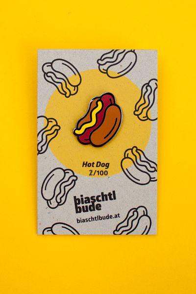 Hot Dog Pin