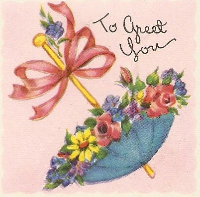 50s_giftcard_To Greet You by Glorious Vintage, via Flickr: 50Sgiftcardto Greeting, Photo