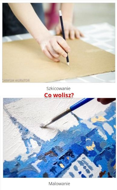 Co wolisz? http://www.ubieranki.eu/quizy/co-wolisz/757/co-wolisz_.html#CoWolisz