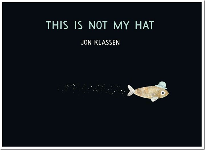 Congrats Jon Klassen for being the 75th winner of the coveted Caldecott award!! This is one of my (and the kids') favorites to read in story time!