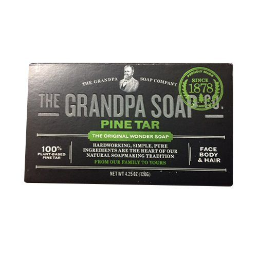 Grandpa Soap Pine Tar 4.25 oz (Pack of 6) ** Find out more about the great product at the image link. (This is an Amazon Affiliate link and I receive a commission for the sales)
