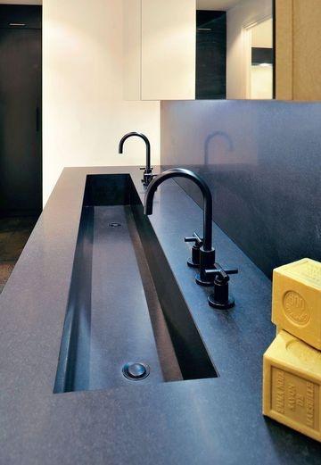 Vasque design pour famille nombreuse