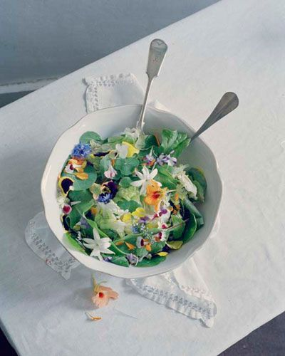 Photography by Tim Walker - food styling by Rhea Thierstein
