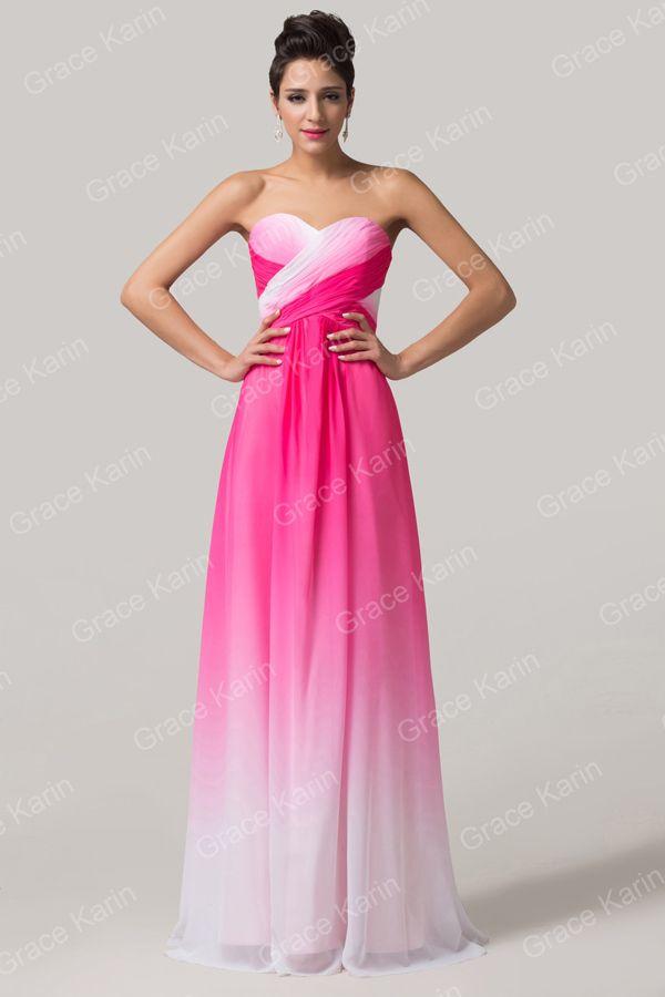 Mejores 578 imágenes de Prom en Pinterest | Vestidos de baile de ...