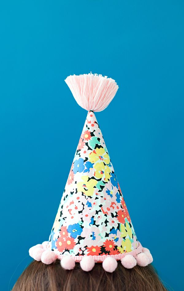 Trimmed Party Hats - Sophisticated & Festive!   A Subtle Revelry