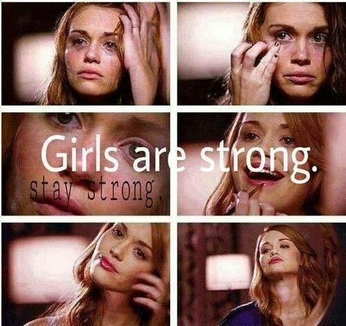 Only girls will understand this.
