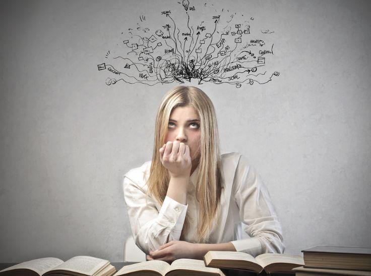 поток мыслей - словомешалка