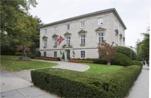 Norwegian embassy in DC