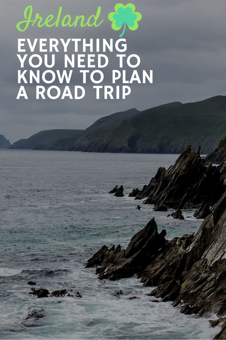 All the things you need to know when planning your road trip in Ireland. This guide goes through everything from car rental, driving, photography, costs, and gear.