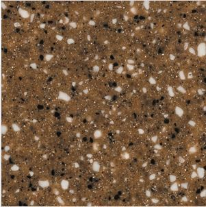 Solid Surface - Pebble Copper by Staron