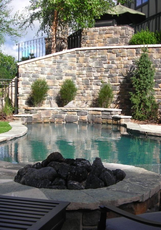 173 best great pool designs images on pinterest dream Great pool design ideas