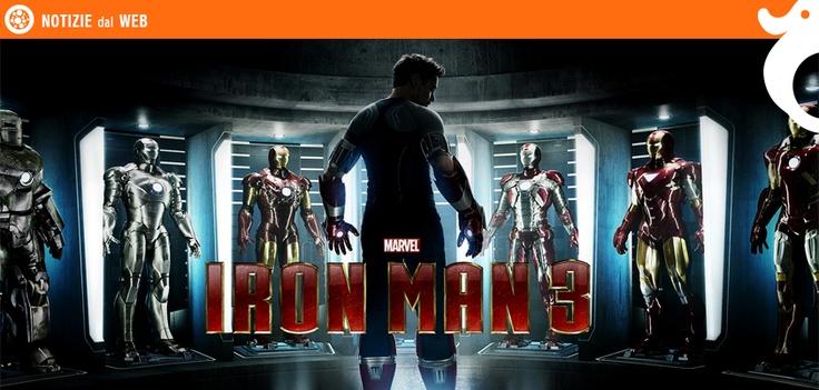 IRON MAN 3     Lo sfacciato ma brillante industriale Tony Stark combatterà contro un nemico senza limiti. Quando Iron Man vedrà il suo mondo personale distrutto per mano del suo nemico, intraprenderà una straziante missione alla ricerca dei responsabili. Con le spalle al muro, Tony Stark dovrà sopravvivere senza i dispositivi da lui creati, fidandosi solo del proprio ingegno e istinto per proteggere le persone che ama...     http://www.comingsoon.it/Film/Scheda/Video/?key=48796