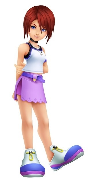 Kingdom Hearts, Kairi