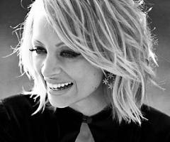 Nicole Richie #FashionStar #hair: Haircuts, Hairstyles, Medium Length, Nicole Richie, Bobs, Shorts Hair, Hair Cut, Hair Style, Wigs